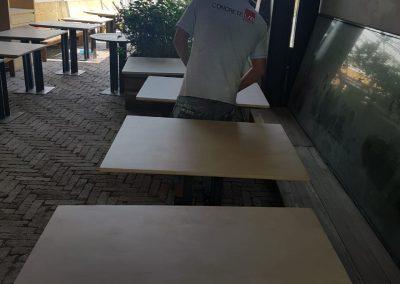 Muebles de Microcemento
