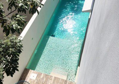 Alberca Quintana Roo Microcemento 3