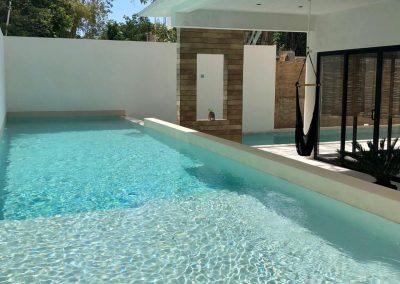 Alberca Quintana Roo Microcemento 8